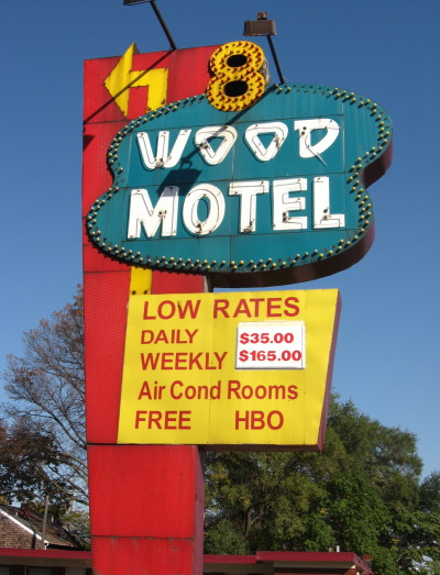 Reprieve means 8 Wood Motel can stay open if it cleans up its act