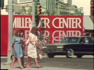 Step back to 1985 with this Detroit business promotional video