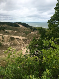 Come explore the Lake Michigan dunes, in photos