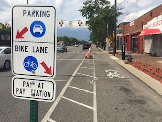 Detroit testing out bike lanes, other changes to Livernois 'Avenue of Fashion'