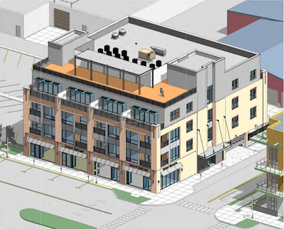 Loft projects proliferate in Ferndale with one project approved, another in the pipeline