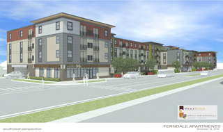 Ferndale approves brownfield plan for 4-story loft development