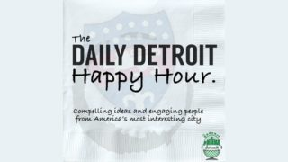 Check out the new video ad for the Daily Detroit Happy Hour Podcast