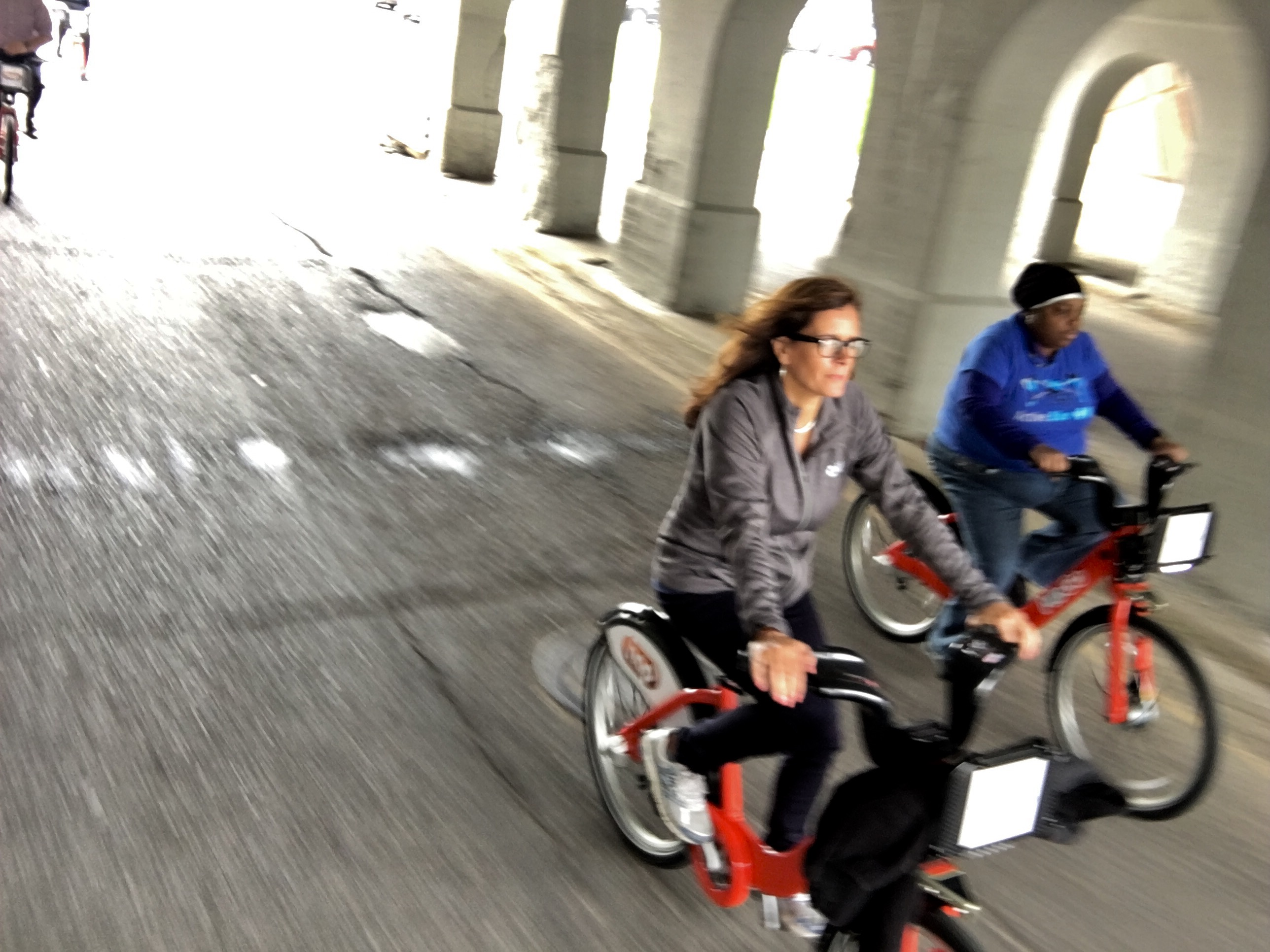 PHOTOS: Launch of Detroit's MoGo bike sharing system another step in city's transformation