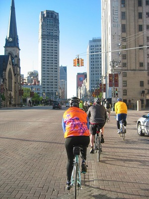 Ride with us: Bike to Work Day Detroit is May 19, 2017