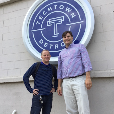 PODCAST: Talking entrepreneurship and failure in Detroit with TechTown CEO Ned Staebler